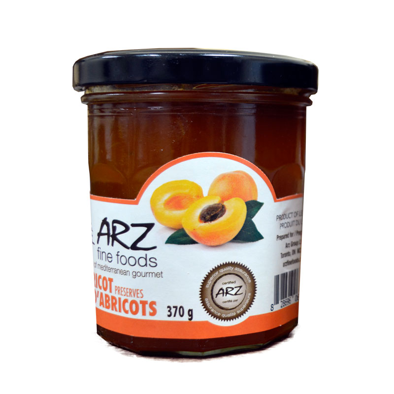 Arz Apricot preserve-370g