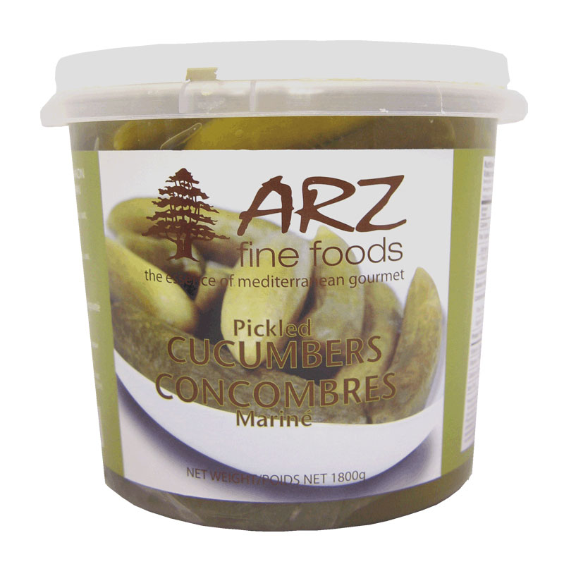 Arz Cucumber Pickles 1800g