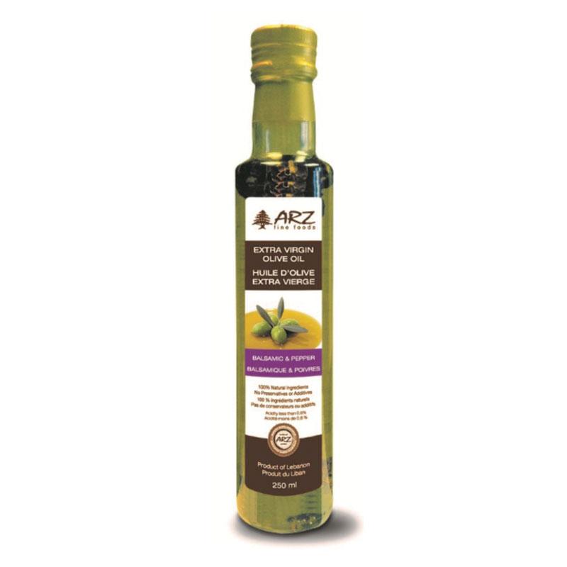 Arz Ext Virgin Olive Oil w Balsamic Vinegar 250ml