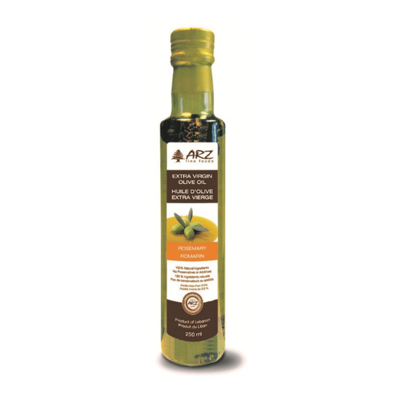 Arz Ext virgin Olive Oil w Rosemary 250ml