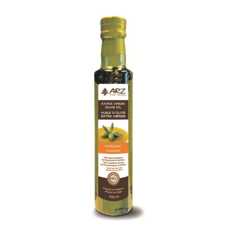 Arz Ext virgin Olive Oil w Rosemary 250ml