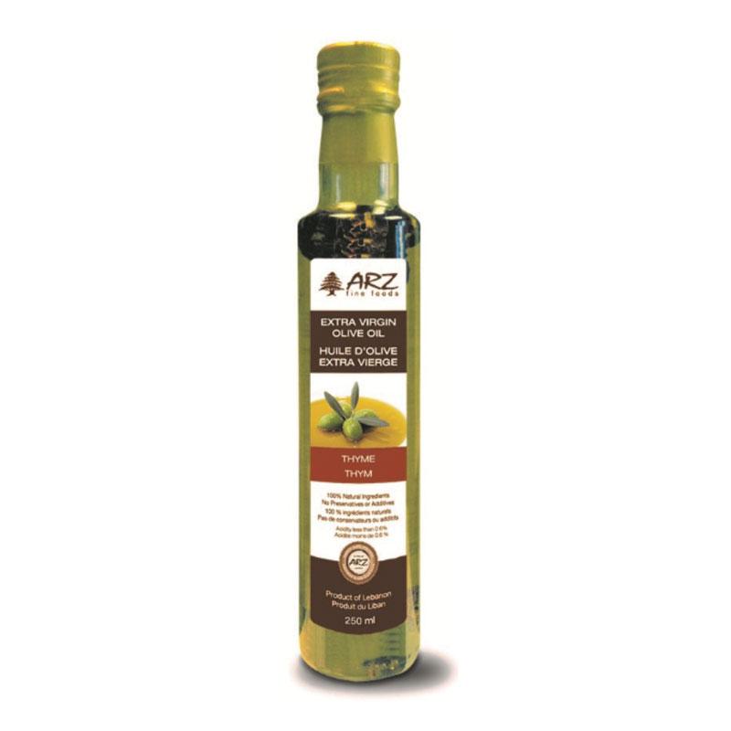 Arz Ext.Vrgine Olive Oil w Thyme 250ml