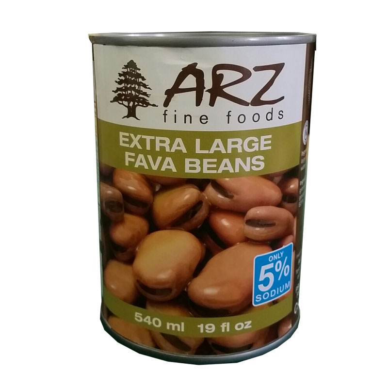 Arz Extra large Fava Beans_540ml