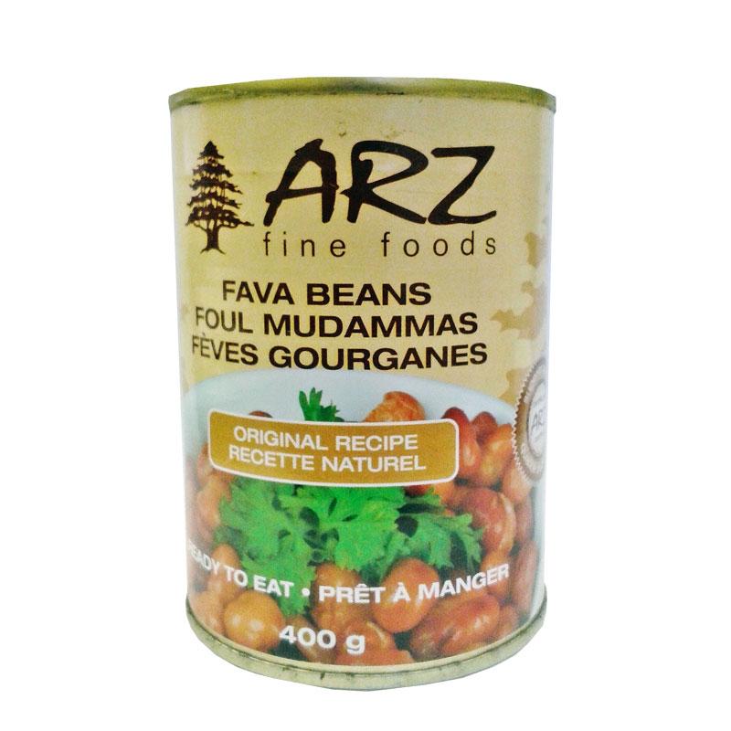 Arz Fava Beans Original Recipe 400 g