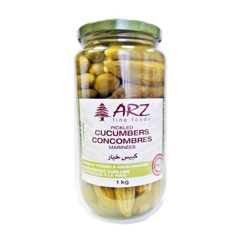 Arz Pickled Cucumbers 1 kg