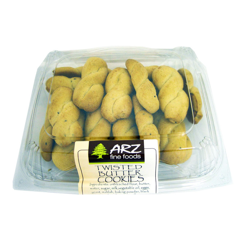 Arz Twisted Cookies 500g