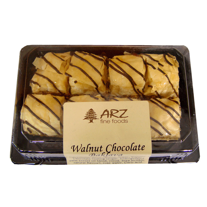 Arz Walnut Chocolate 200g