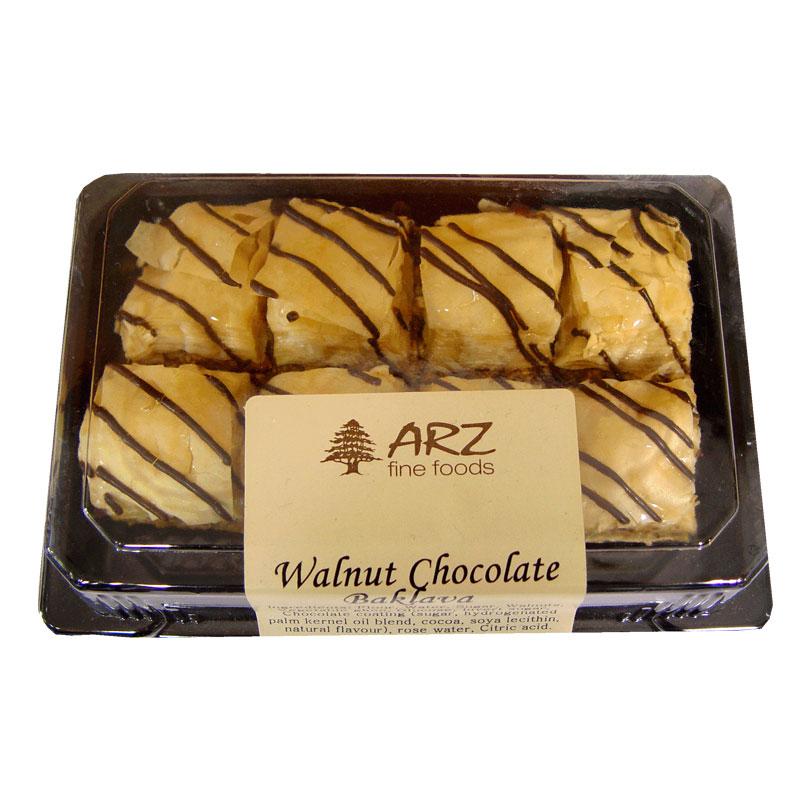 Arz Walnut Chocolate 200g
