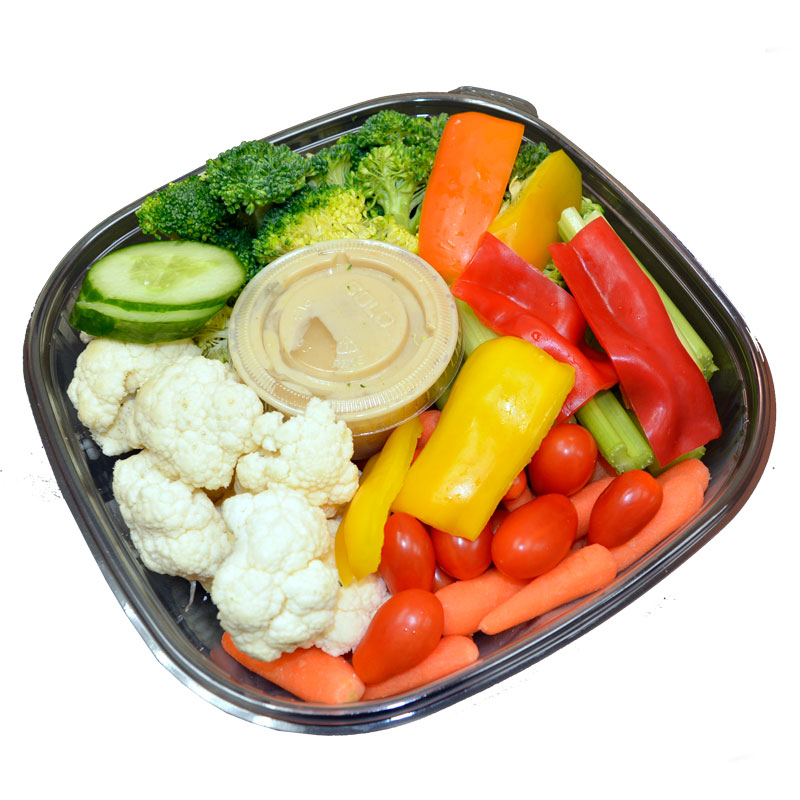 Cut-Vegetable-Tray