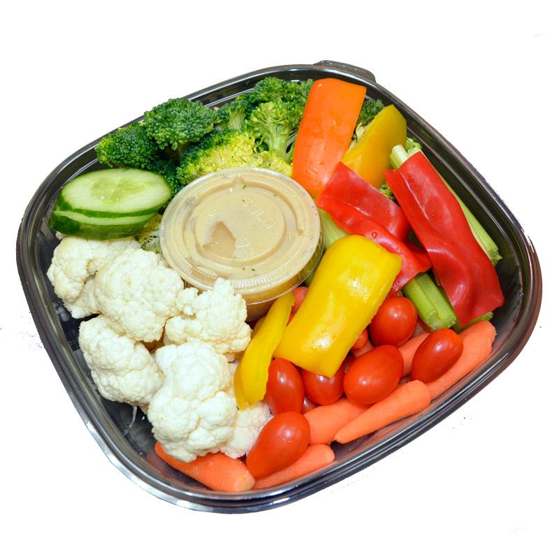 Cut-Vegetable-Tray