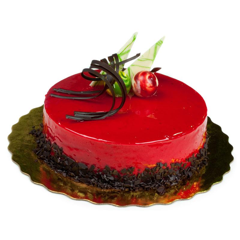 Raspberry Choc.Cake