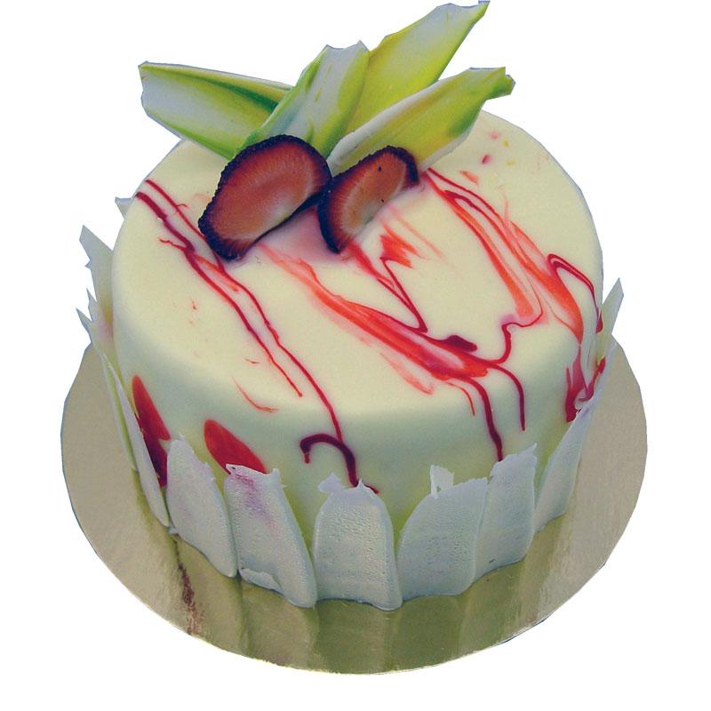 Strawberry Short Cake 1