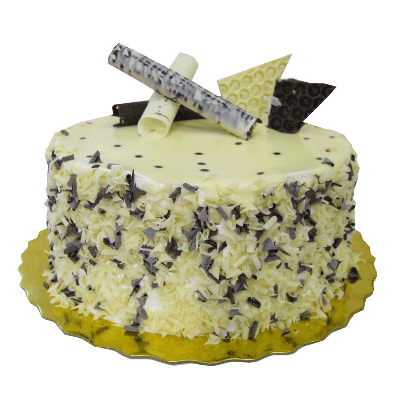 Tuxedo 10inch Cake-darker