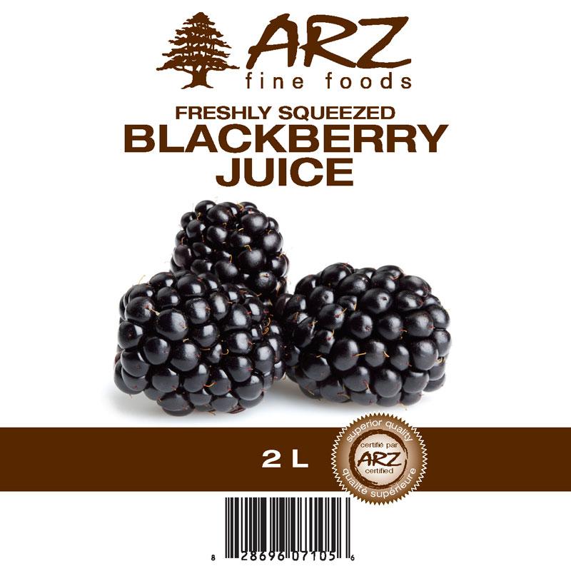 2L_Blackberry juice