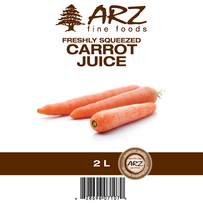 2L_Carrot juice