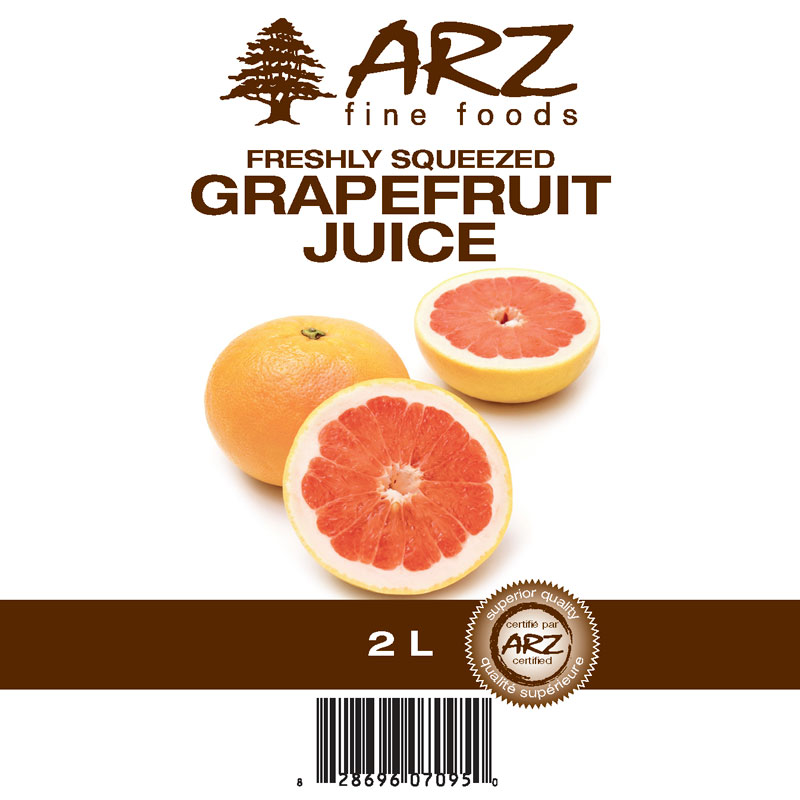 2L_Grapefruit juice