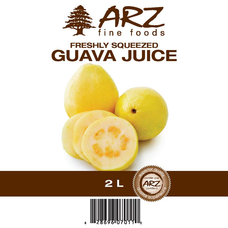 2L_Guava juice