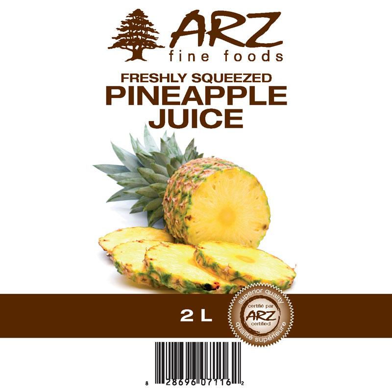 2L_Pineapple juice