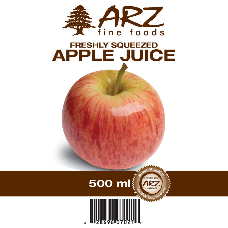 500mL_Apple juice