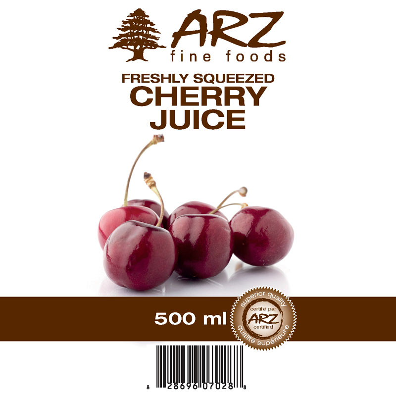 500mL_Cherry juice