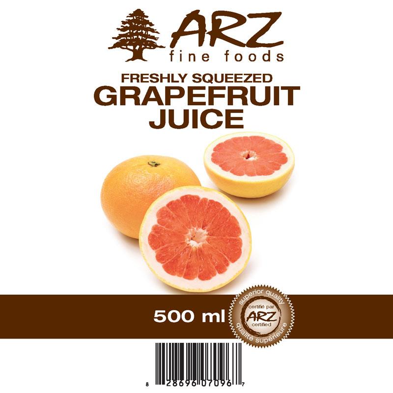 500mL_Grapefruit juice