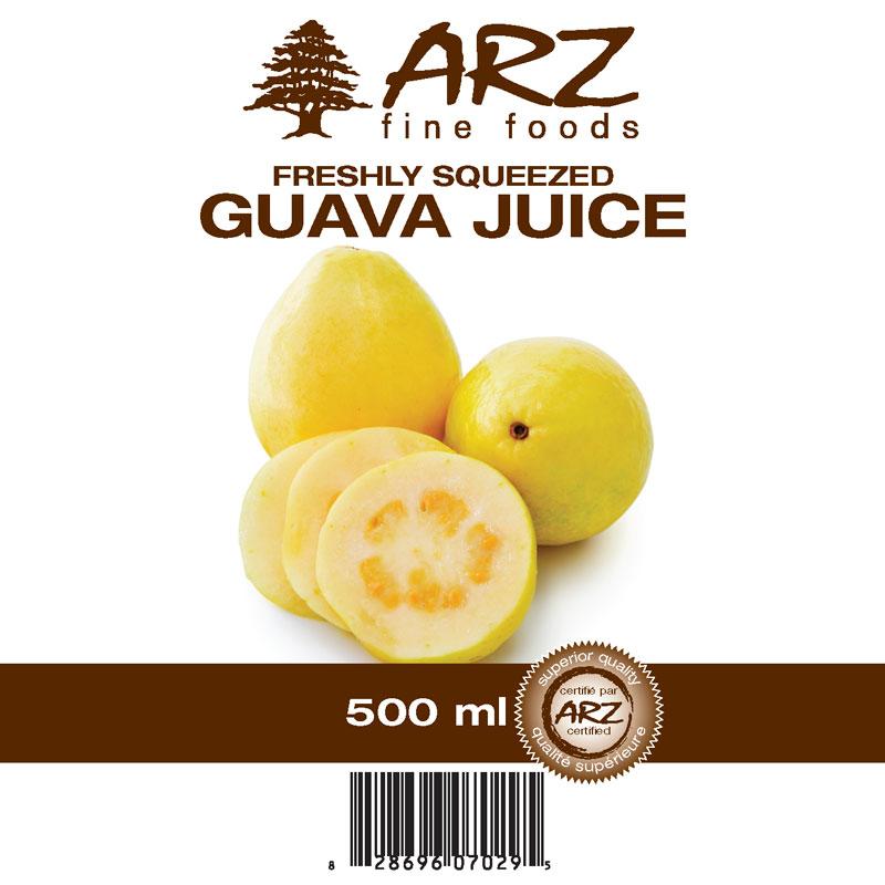 500mL_Guava juice