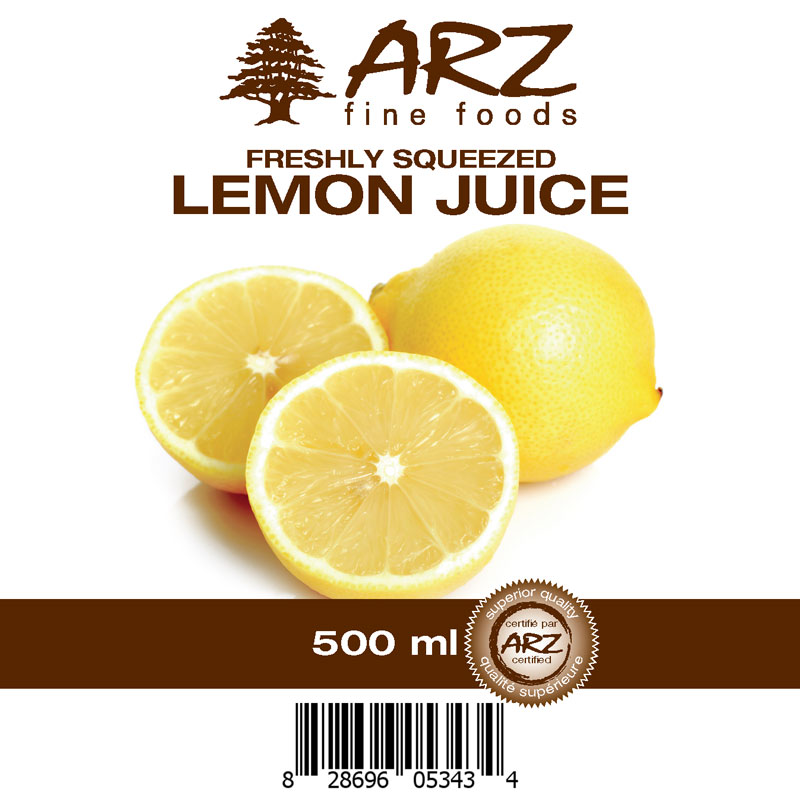 500mL_Lemon Juice