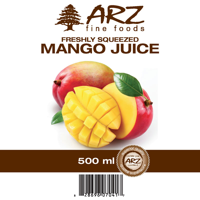 500mL_Mango juice