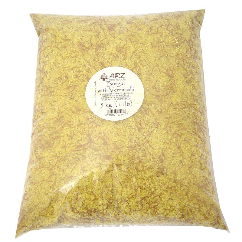 Arz-Bulgor-wVermicelli-5kg