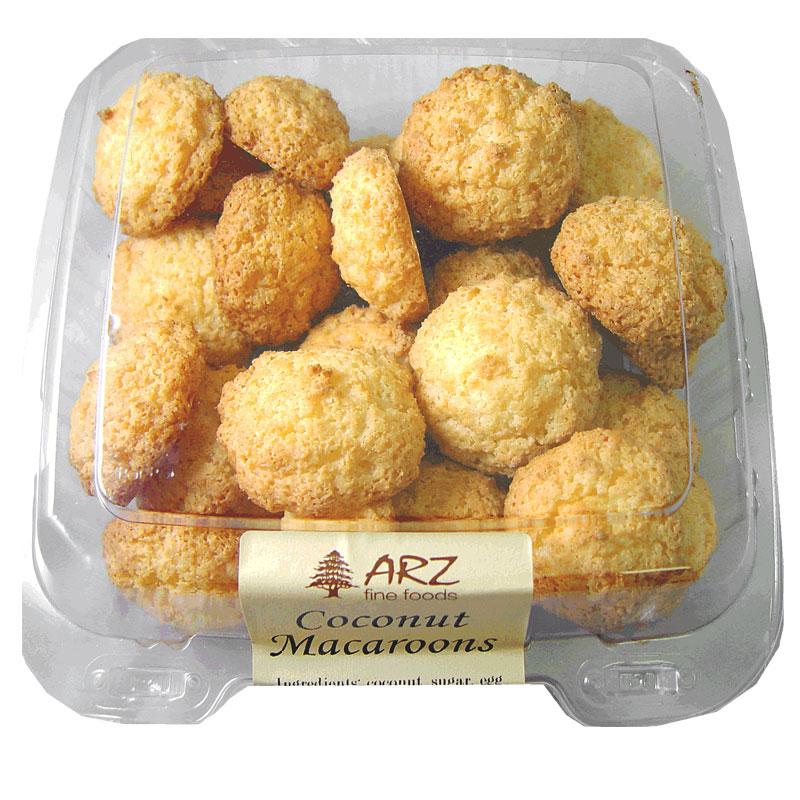 Arz-coconut-macaroons