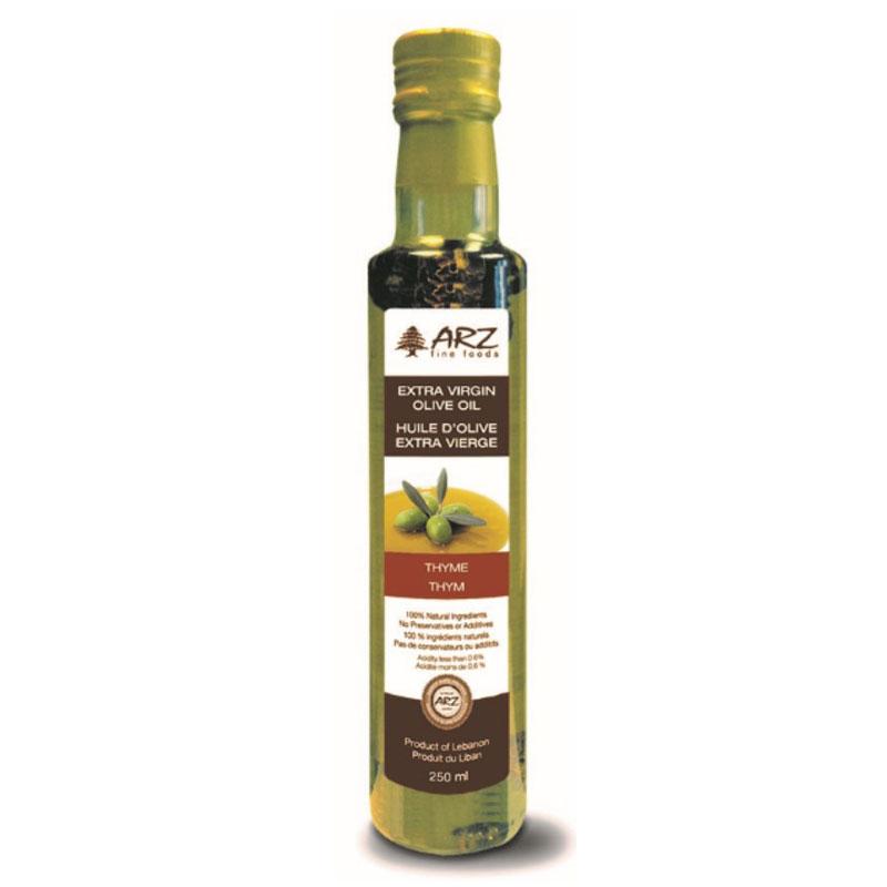 Arz-Ext.Vrgine-Olive-Oil-w-Thyme-250ml