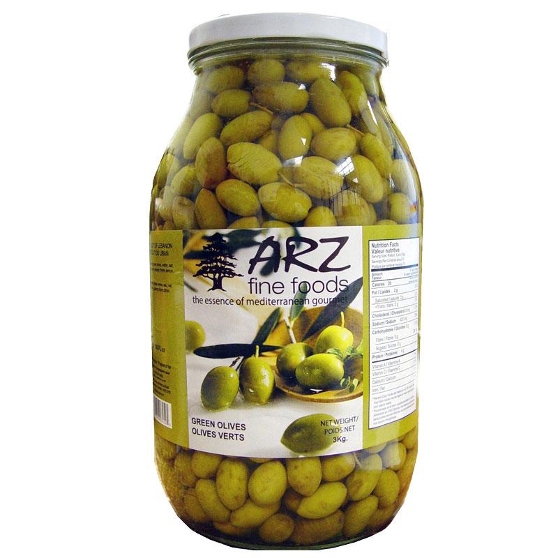 Arz-Green-Olives-3kg