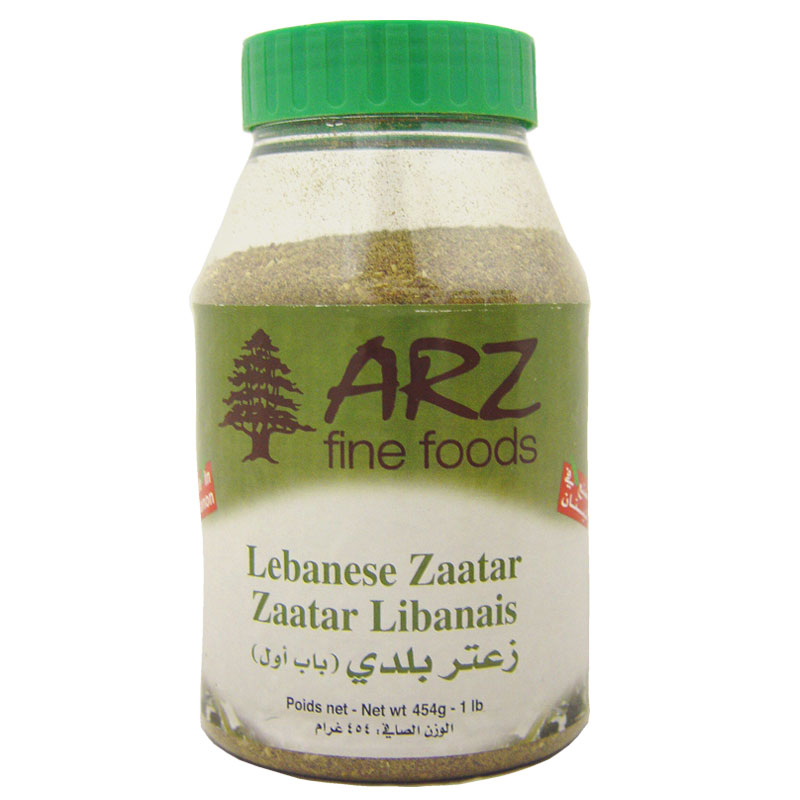 Arz-Lebanese-Zaatar-454g