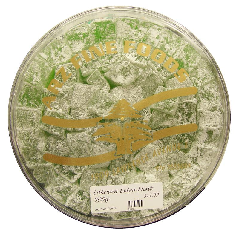 Arz-Lokoum-Mint-900g