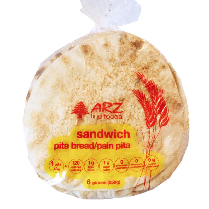 Arz-Sandwich-Pita