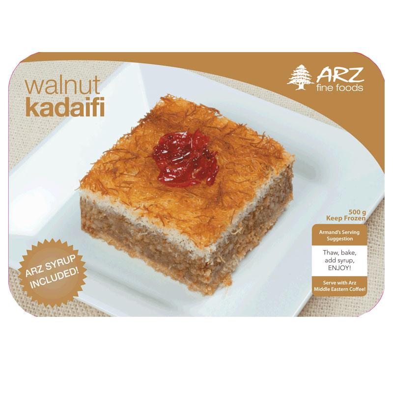 Arz-Walnut-Kadaifi-500g