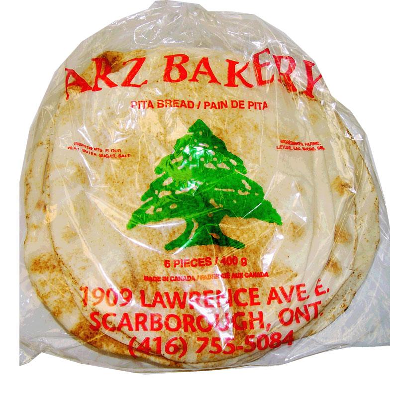 Arz-White-Pita