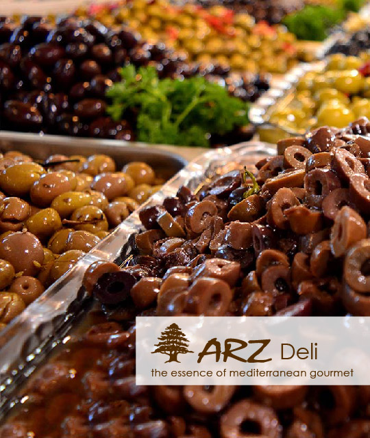 Arz fine foods the essence of mediterranean gourmet we strive to create the tastiest and most authentic cuisine possible from fresh garlic to flavourful hummus to hand rolled stuffed grape leaves forumfinder Image collections