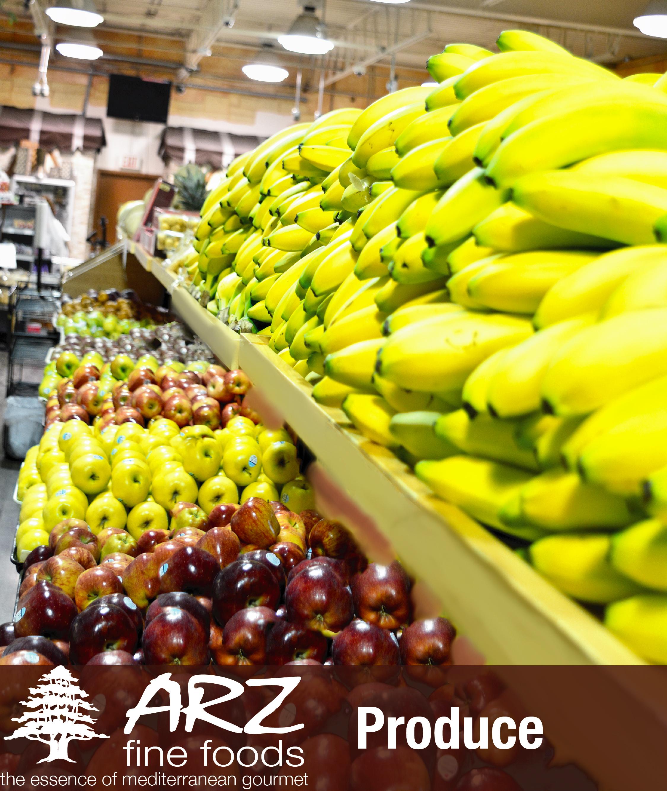 Arz Fine Foods | The Essence of Mediterranean Gourmet