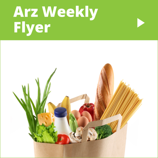 Arz Weekly Flyers